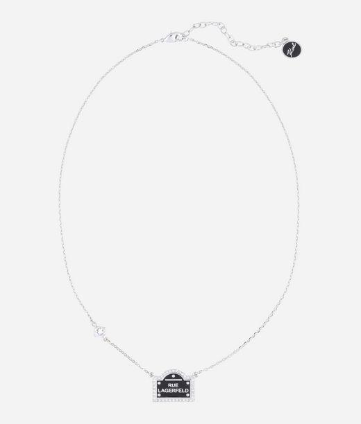 KARL LAGERFELD Rue Lagerfeld Necklace 12_f