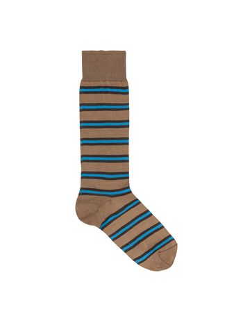 Marni Sock in striped cotton Woman