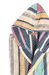 MISSONI HOME TOMMASO HOODED BATHROBE Towelling robe E b