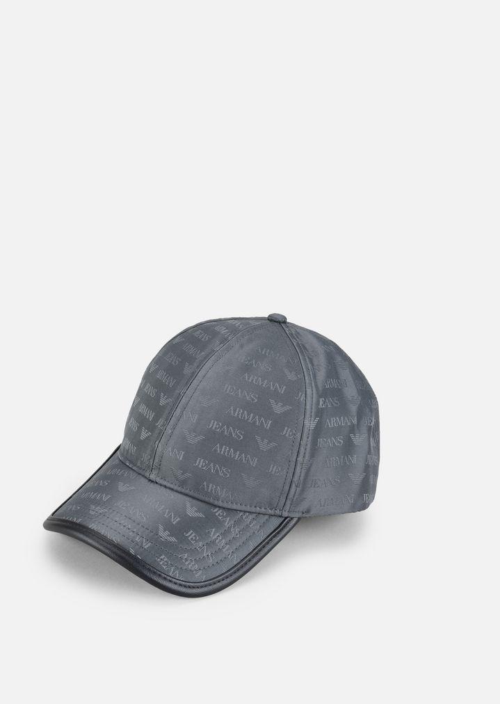 100% genuine good looking shopping Cap | Man | Emporio Armani