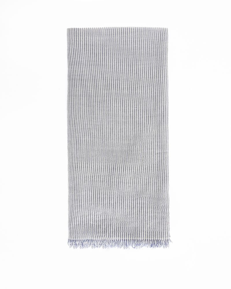 WOODY striped wool scarf ISABEL MARANT
