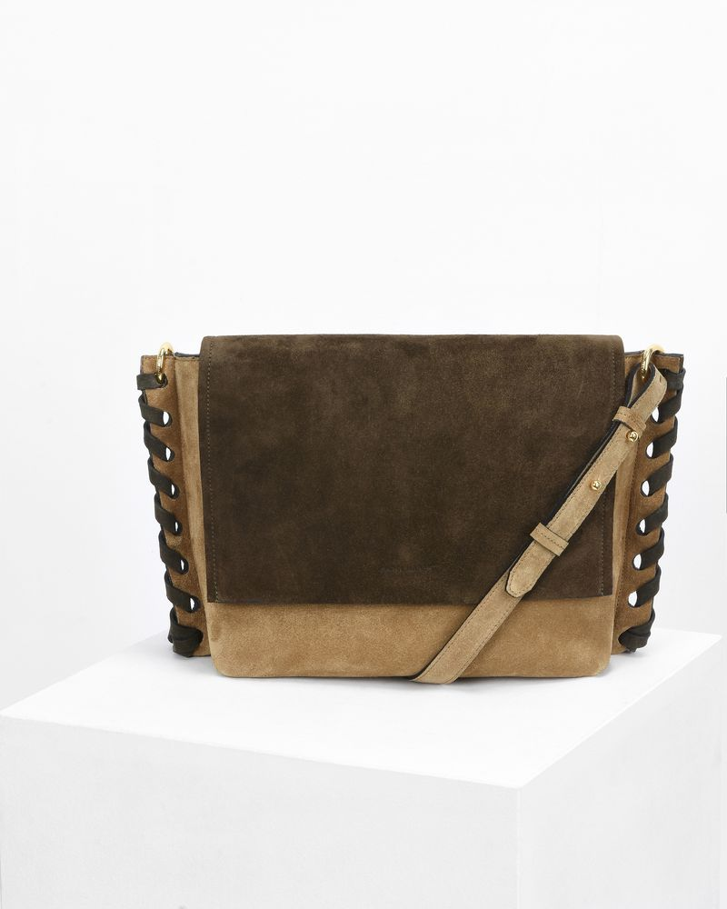 ASLI two-color bag ISABEL MARANT