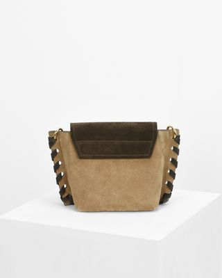 ISABEL MARANT BAG Woman KLENY small suede bag e