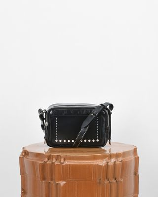 ISABEL MARANT BAG Woman TINLEY studded cross body bag e