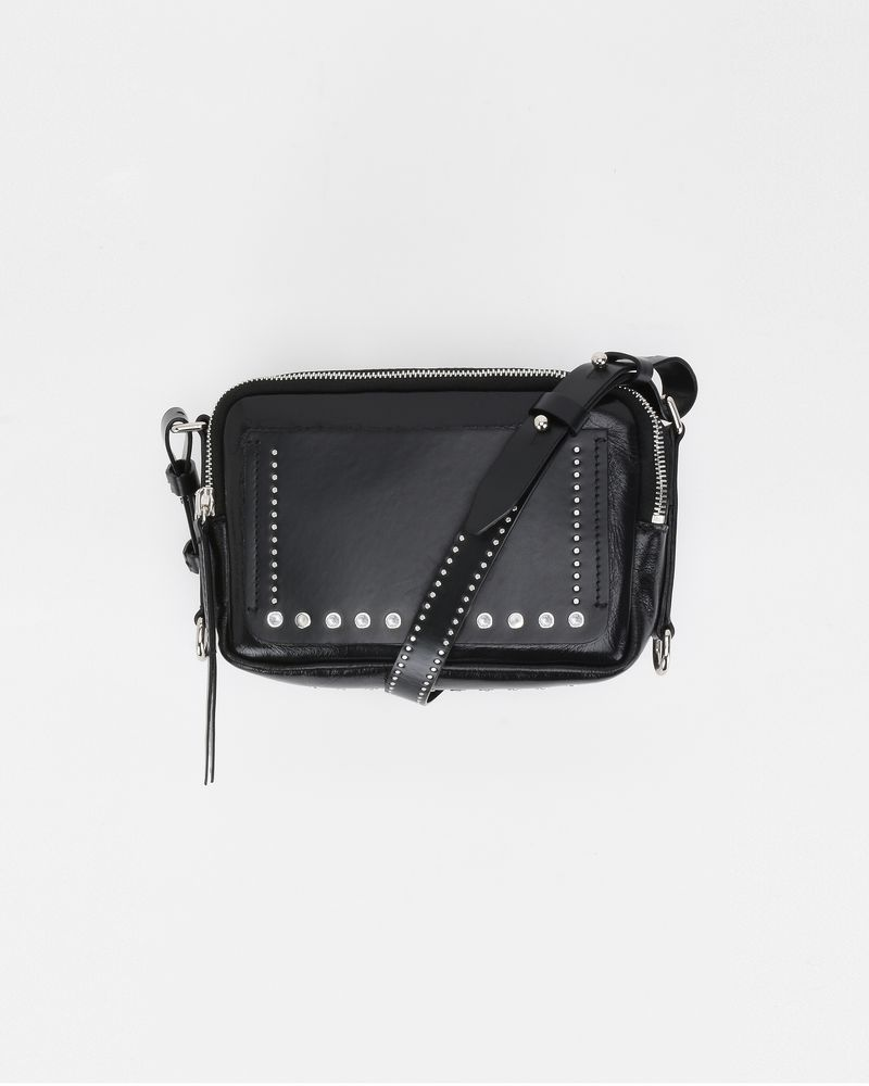 TINLEY studded crossbody bag ISABEL MARANT