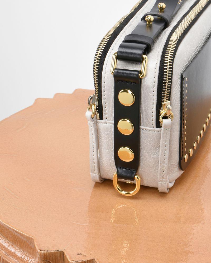 TINLEY studded crossbody bag ISABEL MARANT