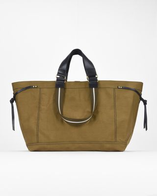 WARDY large canvas shopper bag