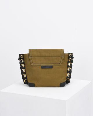 ISABEL MARANT BORSA Donna KLENY Borsa piccola in canvas e
