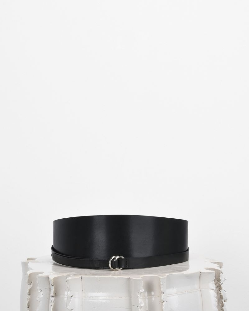 CAJOU vegetable leather belt ISABEL MARANT