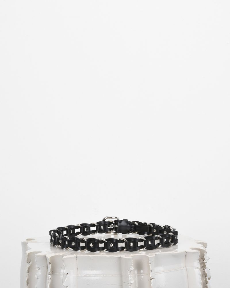 DEAKIN braided belt ISABEL MARANT