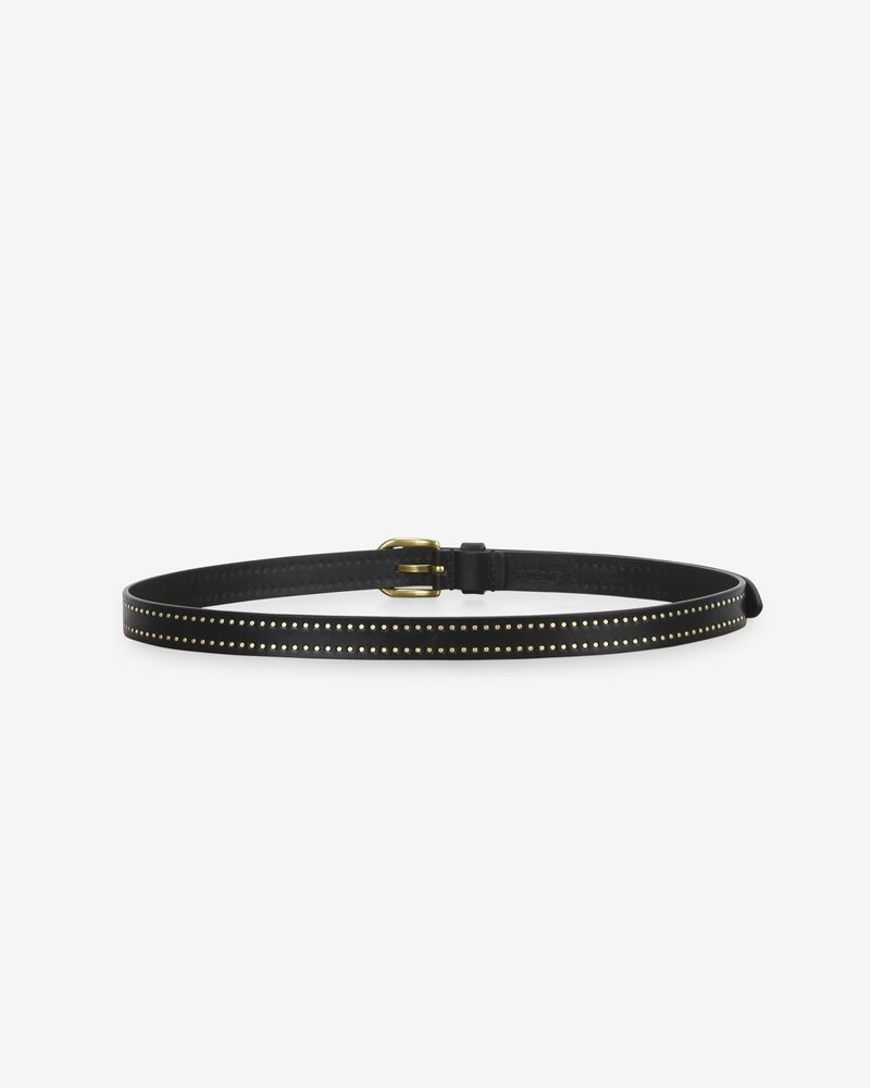 KANE slim studded belt ISABEL MARANT
