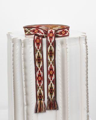 ISABEL MARANT BELT D UPTON cotton belt r