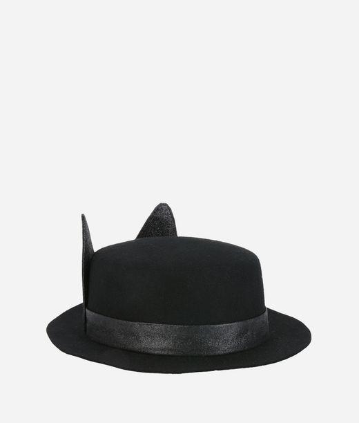 KARL LAGERFELD K/Small Cappello con Tesa 12_f