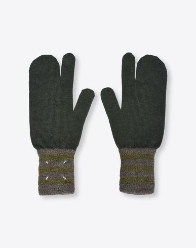 MAISON MARGIELA Gloves U Tabi mittens f