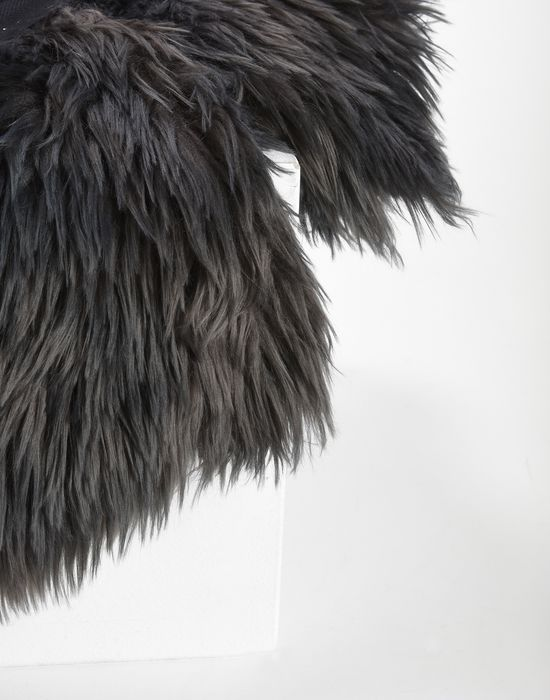 MM6 MAISON MARGIELA Multicolour faux fur scarf  Scarf [*** pickupInStoreShipping_info ***] d