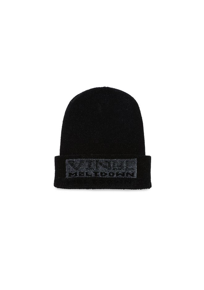 ALEXANDER WANG accessories VINLY MELTDOWN' JACQUARD BEANIE