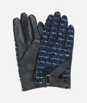 KARL LAGERFELD K/Tweed Gloves 8_f