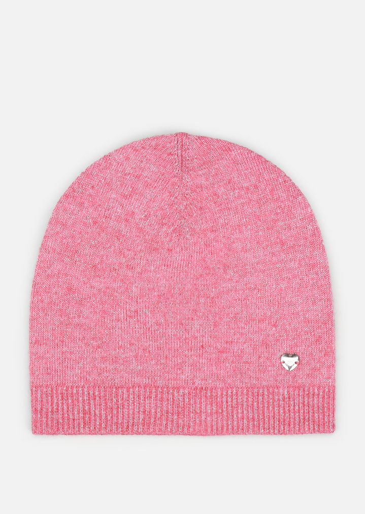 28949a624c271d Wool and cashmere hat with logo | Girl | Armani Junior