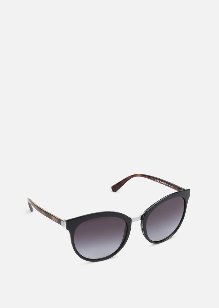 57c87822d8 Gafas de sol cat-eye con lentes degradadas | Mujer | Emporio Armani