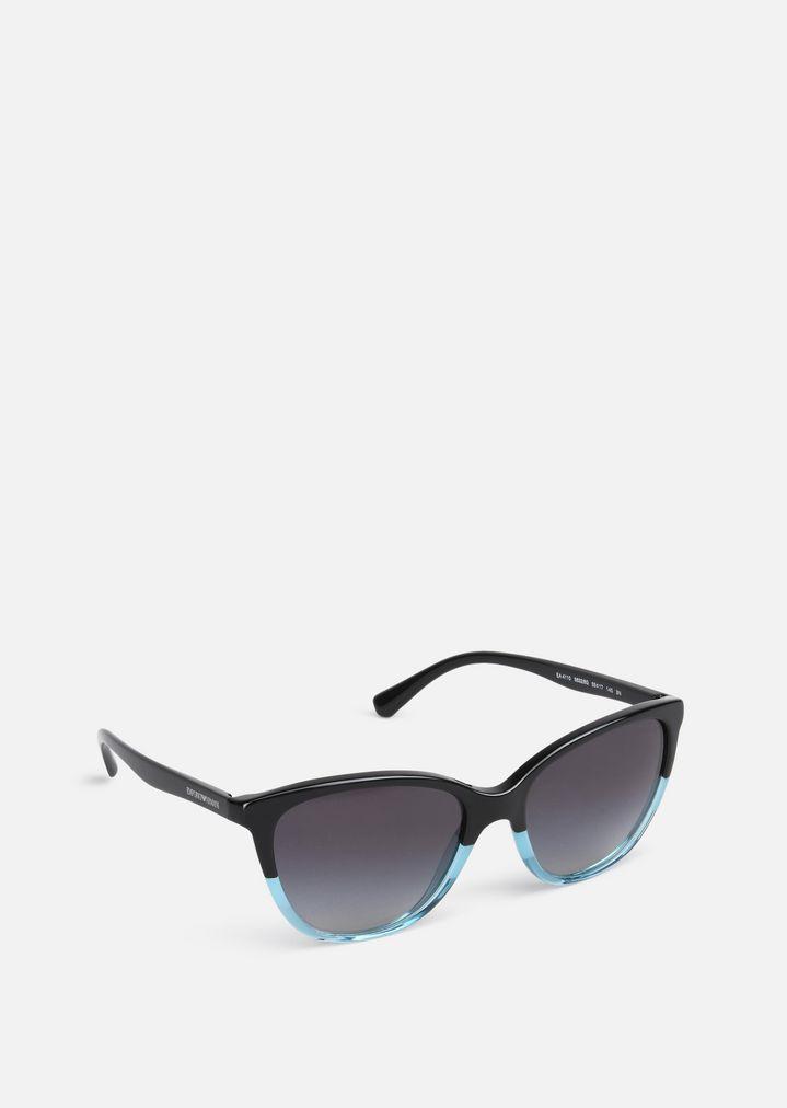 3a8ba05e9ea2 Cat-eye sunglasses in acetate