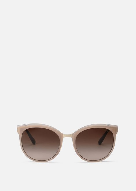Gafas de sol cat-eye con lentes degradadas