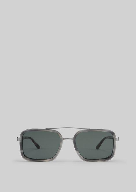 Catwalk Sonnenbrille mit faltbaren Bügeln