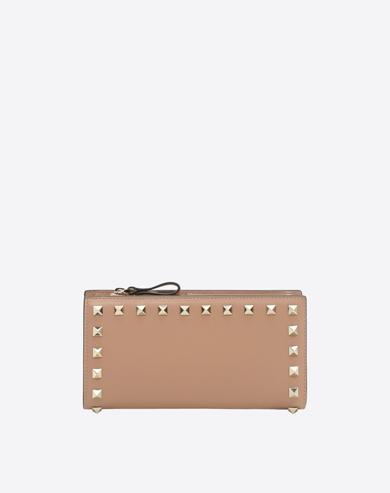 VALENTINO Studs Solid colour Internal coin pocket  46540912tf