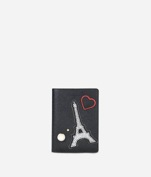 KARL LAGERFELD K/Paris Passport Holder 12_f
