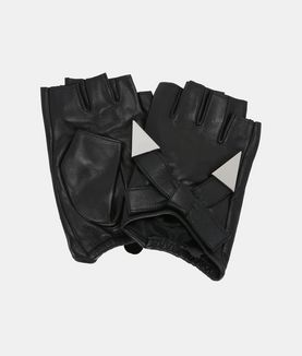 KARL LAGERFELD K/BOW GLOVES