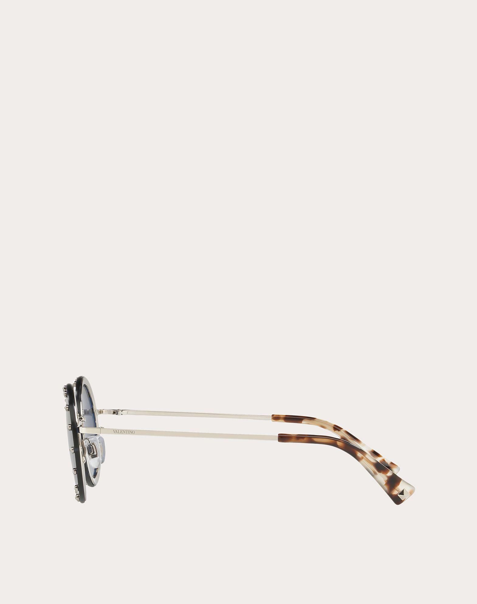 VALENTINO OCCHIALI Metal Sunglasses Sunglasses D d
