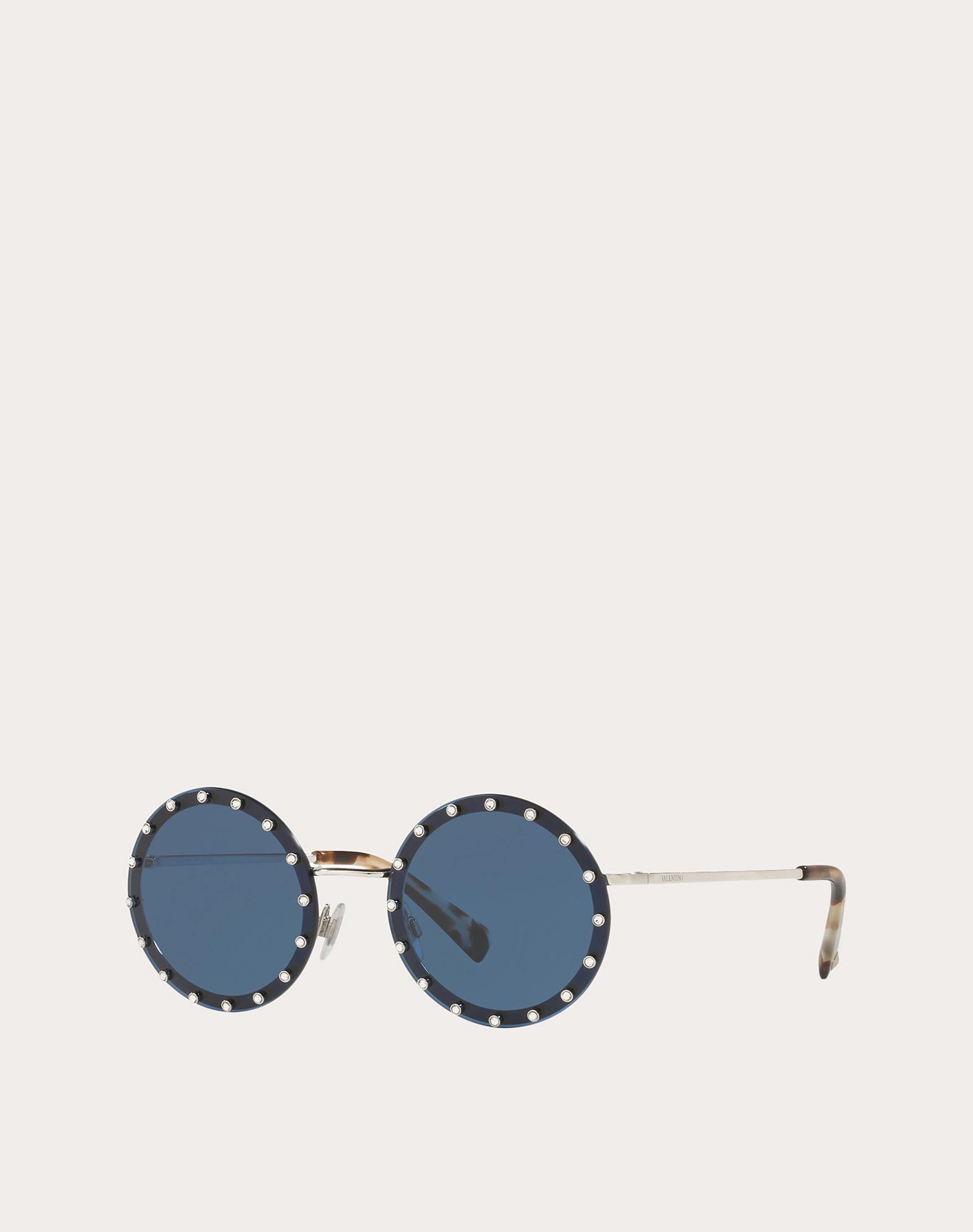 VALENTINO OCCHIALI Metal Sunglasses Sunglasses D r