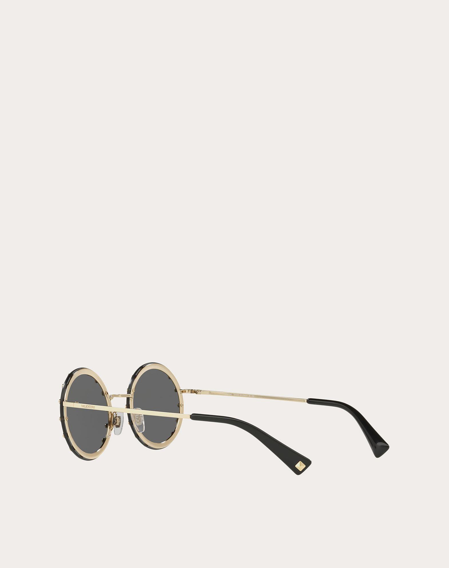VALENTINO OCCHIALI Metal Sunglasses Sunglasses D e