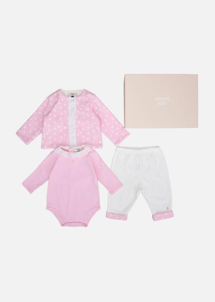 promo codes latest design best selling Baby-Geschenkeset | Mädchen | Armani Junior