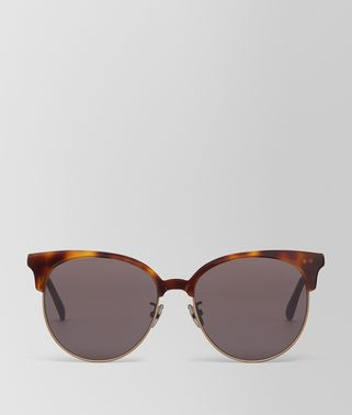 HAVANA ACETATE SUNGLASSES