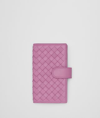 TWILIGHT INTRECCIATO NAPPA KEY CASE