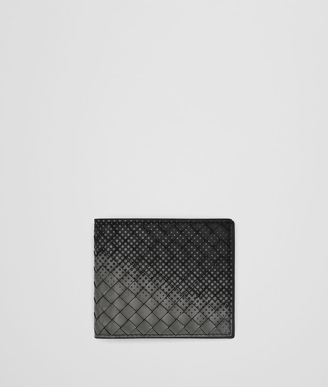 BOTTEGA VENETA NERO INTRECCIATO NAPPA WALLET Bi-fold Wallet [*** pickupInStoreShippingNotGuaranteed_info ***] fp
