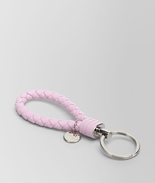 BOTTEGA VENETA DRAGEE INTRECCIATO NAPPA KEY RING Keyring or Bracelets E fp