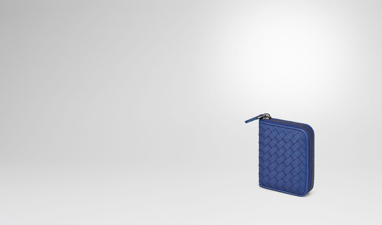 cobalt intrecciato nappa coin purse landing