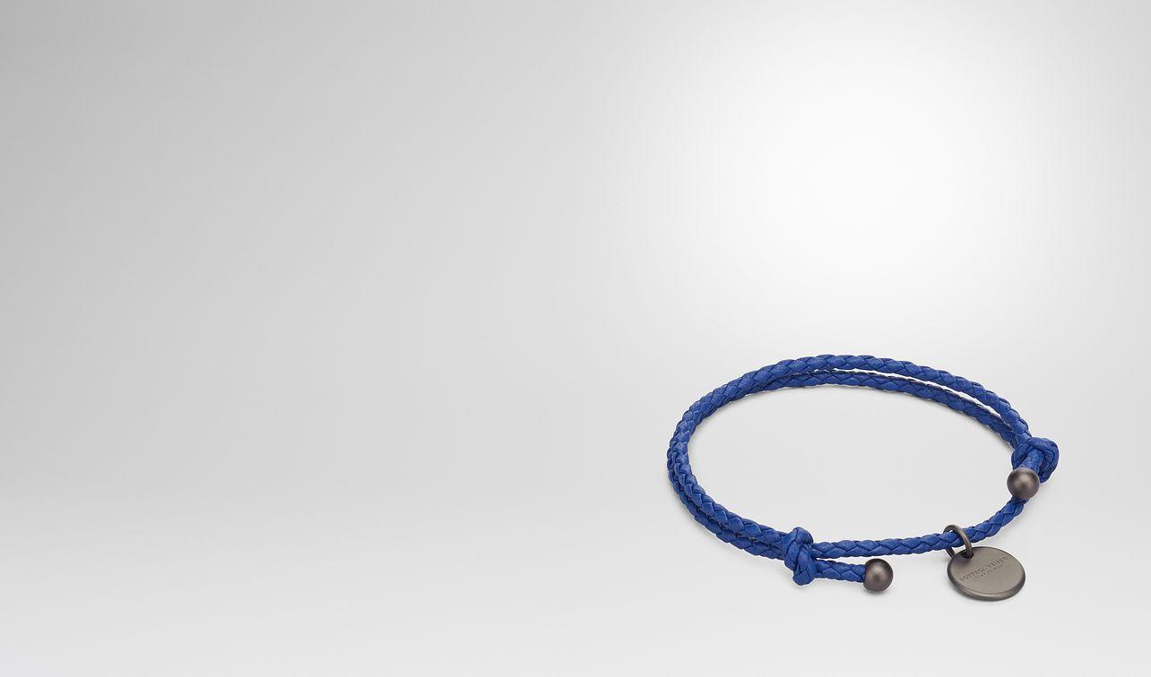 cobalt intrecciato nappa bracelet landing