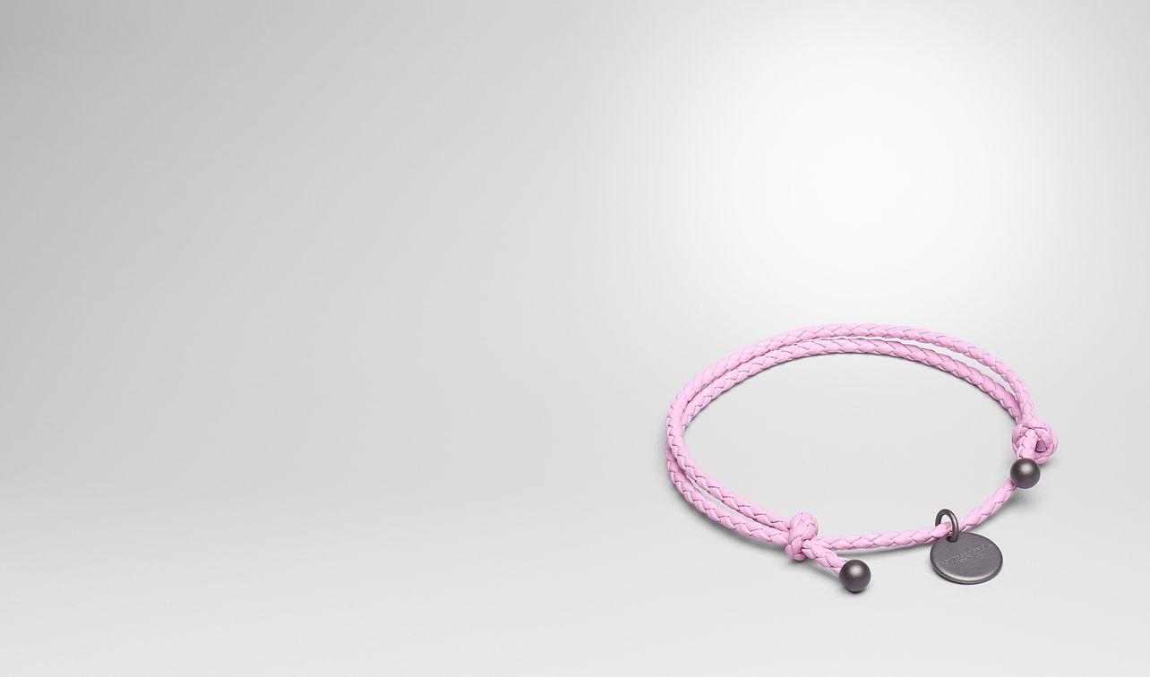 dragee intrecciato nappa bracelet landing