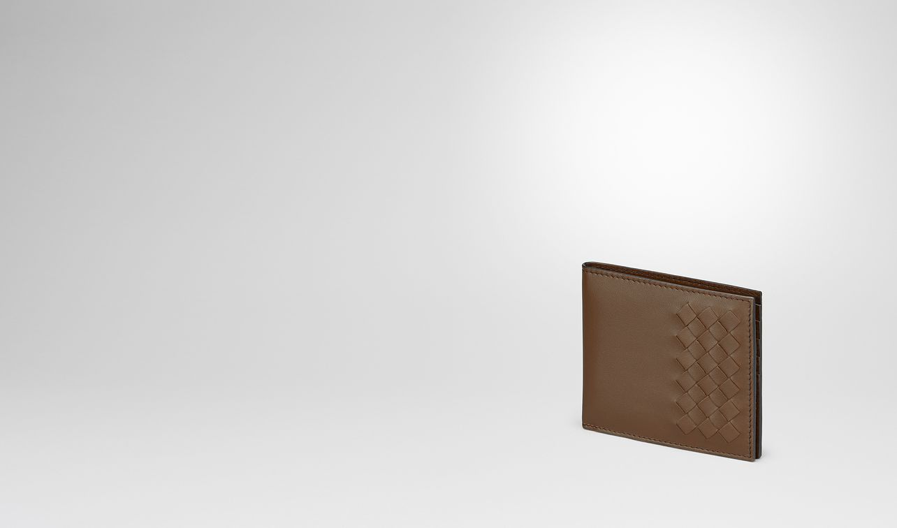 portemonnaie aus nappa in dark calvados landing