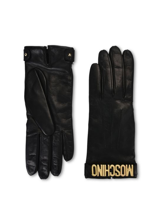 Handschuhe Damen MOSCHINO
