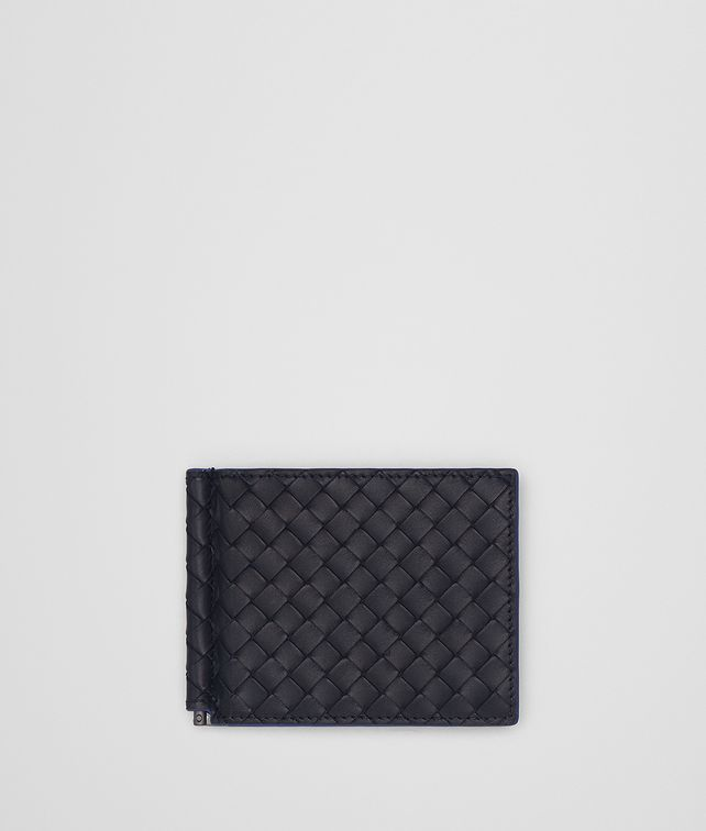 BOTTEGA VENETA LIGHT TOURMALINE INTRECCIATO WALLET Bi-fold Wallet [*** pickupInStoreShippingNotGuaranteed_info ***] fp