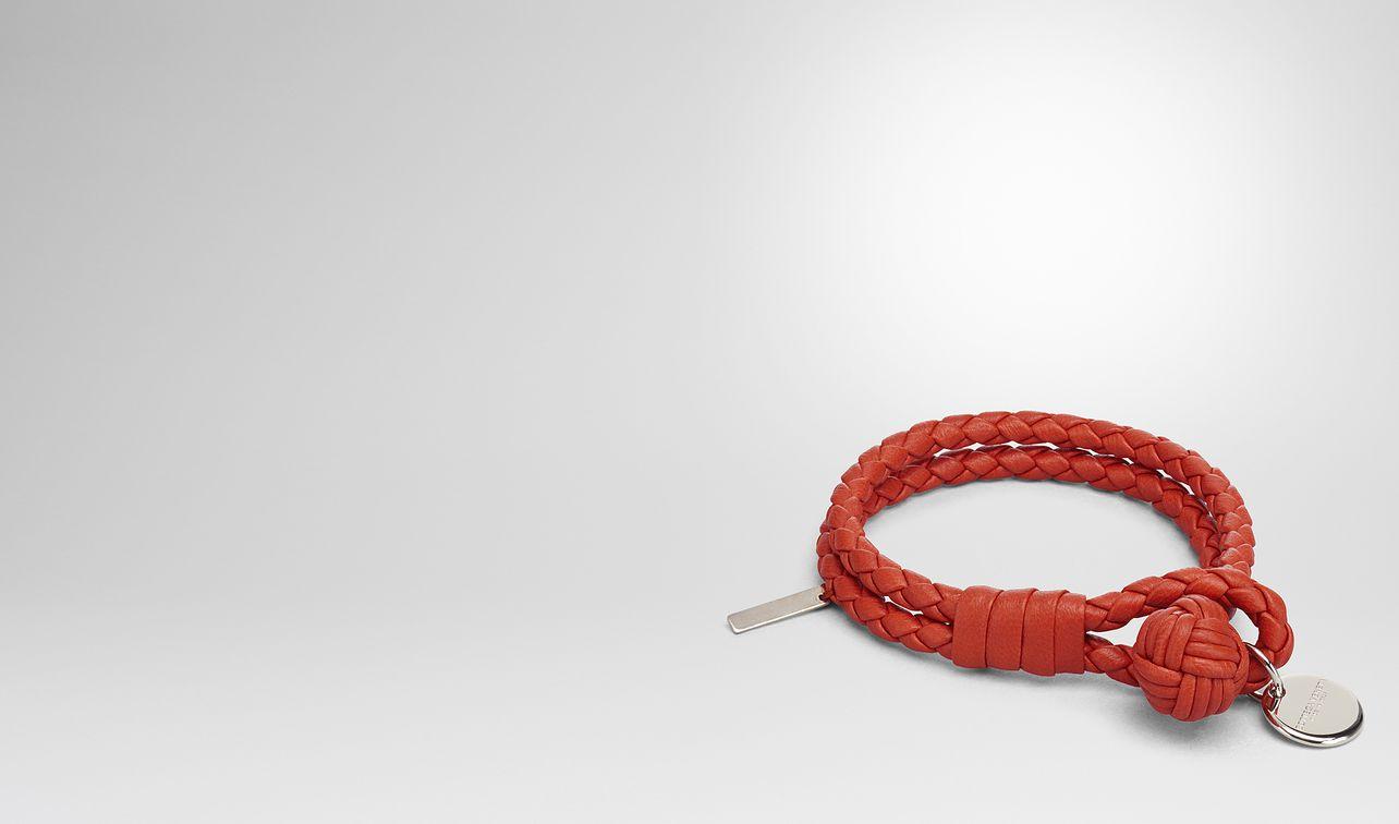 terracotta intrecciato nappa bracelet landing