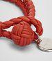 BOTTEGA VENETA TERRACOTTA INTRECCIATO NAPPA BRACELET Keyring or Bracelets E ap