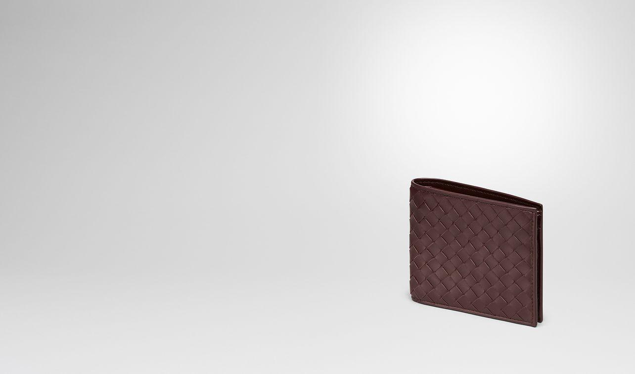 dark barolo intrecciato wallet landing