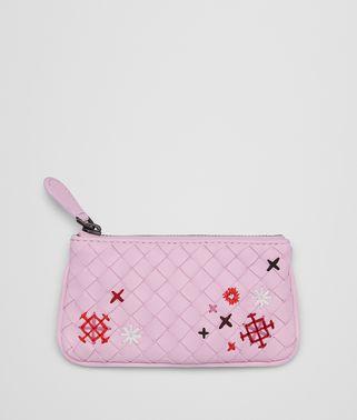DRAGEE INTRECCIATO MEADOW FLOWER KEY CASE