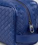BOTTEGA VENETA COBALT BLUE INTRECCIATO BEAUTY CASE Other Leather Accessory Man ep