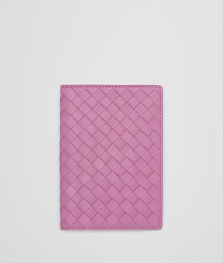 TWILIGHT INTRECCIATO NAPPA PASSPORT CASE