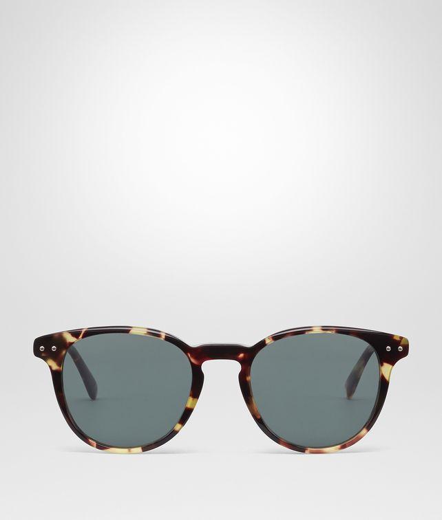 BOTTEGA VENETA MULTICOLOR ACETATE SUNGLASSES Sunglasses Man fp